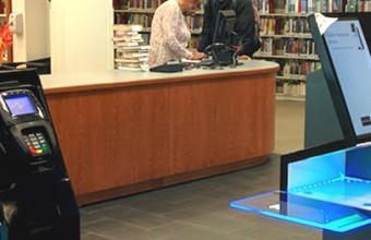 Bibliothekensysteme 3M Service-Power